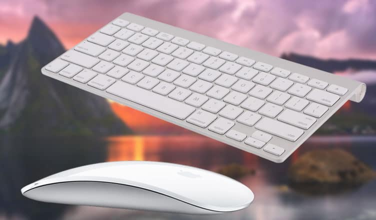 How to Pair a Bluetooth Mouse and Keyboard with Macbook Pro