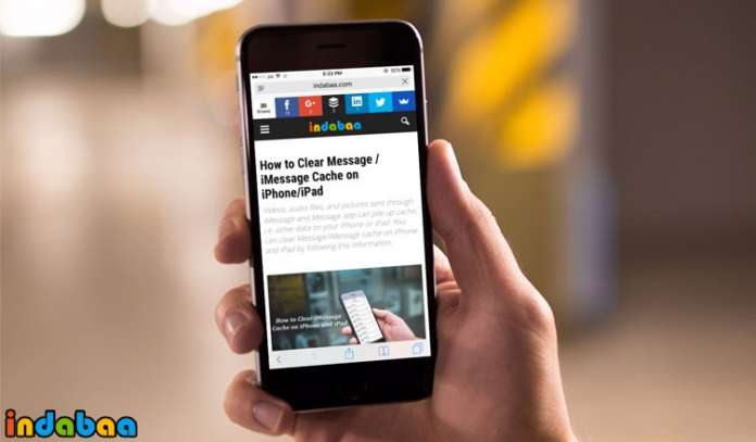 How to Save and Delete all Safari Offline Reading Lists Cache on iPhone and iPad