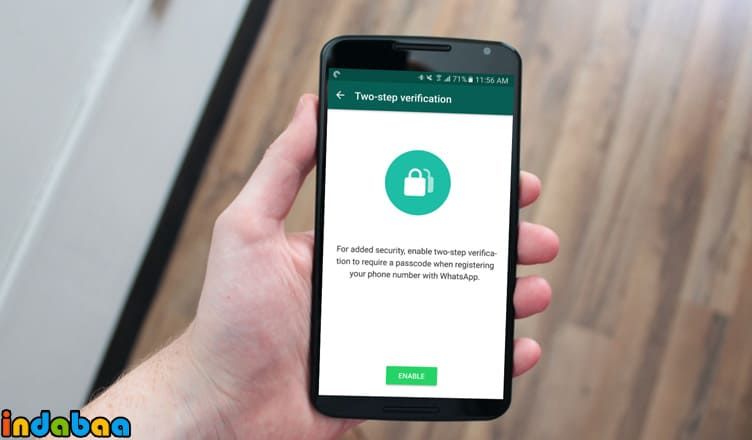 How to Set up Two-Step Verification on WhatsApp