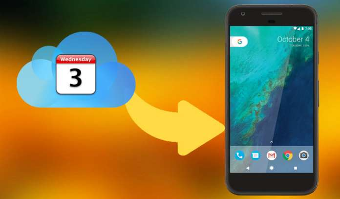How to Transfer iCloud Calendar to Android Smartphones