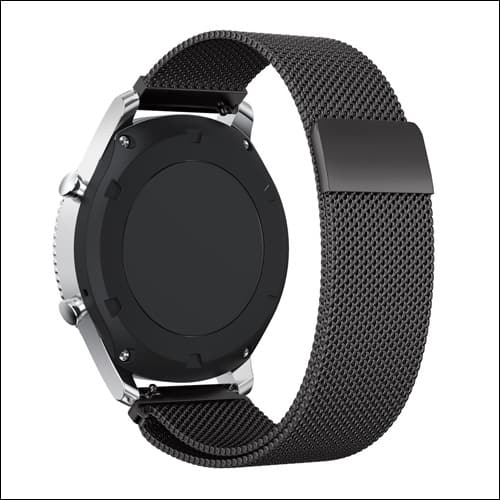 IVSO Samsung Gear S3 Replacement Stainless Steel Band
