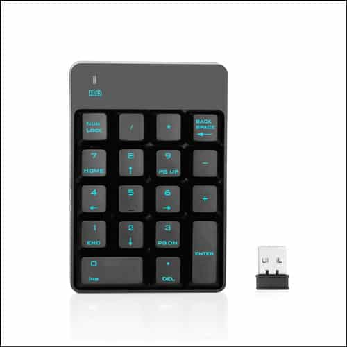 Jelly Comb Macbook Pro Numeric Keypad