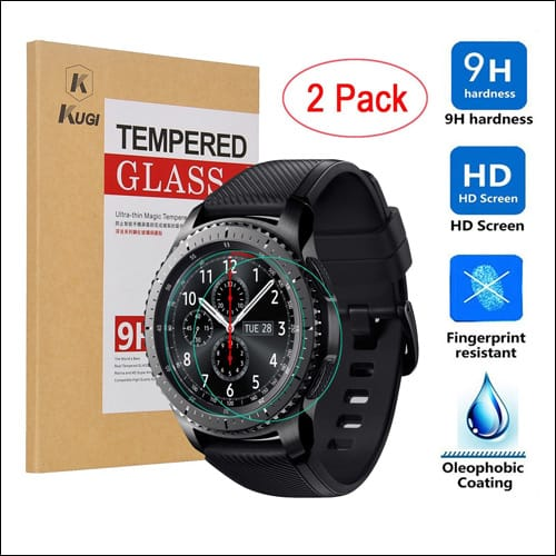 KuGi Samsung Gear S3 Screen Protector