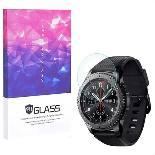 Lamshaw Samsung Gear S3 Screen Protector