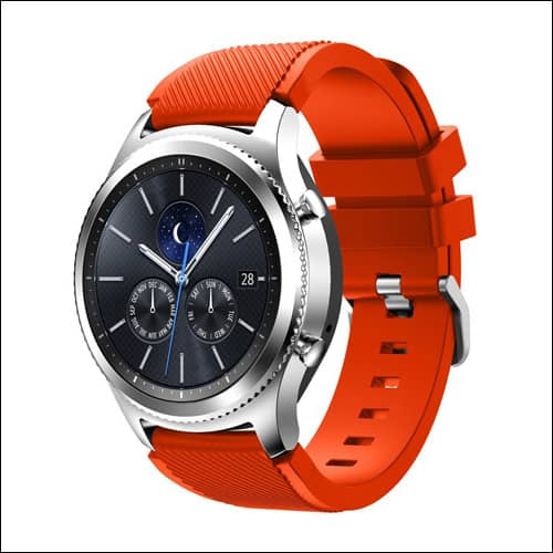 Lamshaw Samsung Gear S3 Sport Bands and Straps
