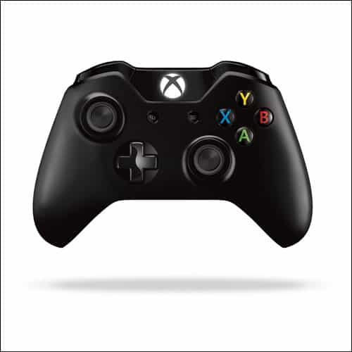 Microsoft Apple TV Gaming Controller
