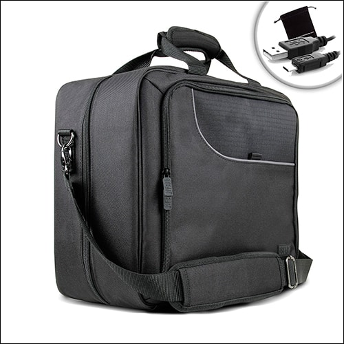 PS4 Pro 4K Travel Case Carrying Bag