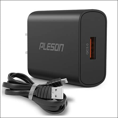 Pleson USB C Type Wall Charger or Adapter