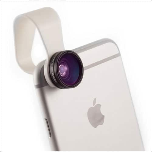 Pocket Lens iPhone Camera Lens