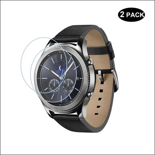 RBEIK Samsung Gear S3 Screen Protector