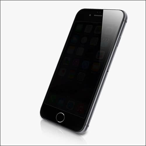 SUPTMAX iPhone 7 Plus Privacy Screen Protector
