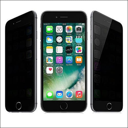 SUPTMAX iPhone 7 Privarcy Screen Protector