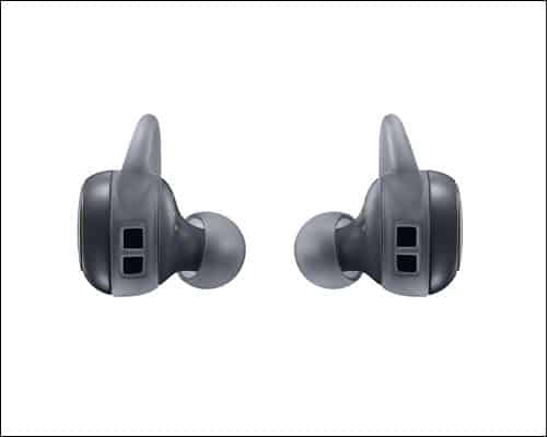 Samsung Gear IconX Headphone - Apple Wireless Airpods Alternative