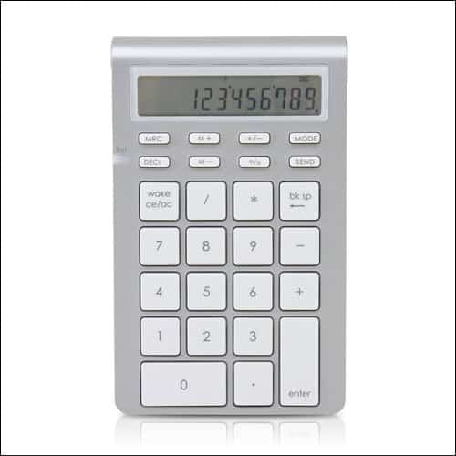 Satechi Macbook Pro Numeric Keypad