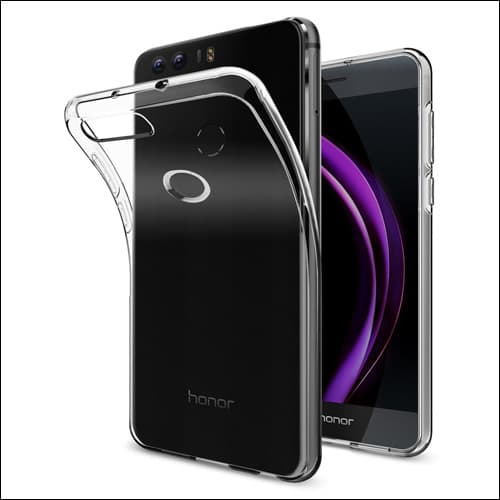 Spigen Clear Case Honor 8 Case