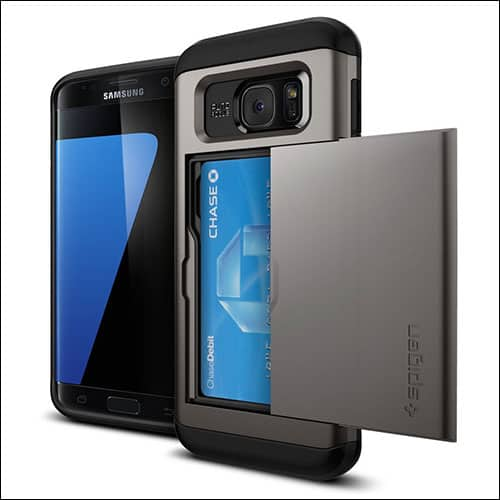 Spigen Samsung Galaxy S7 Edge Card Case
