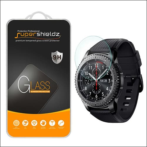 Supershieldz Samsung Gear S3 Screen Protector