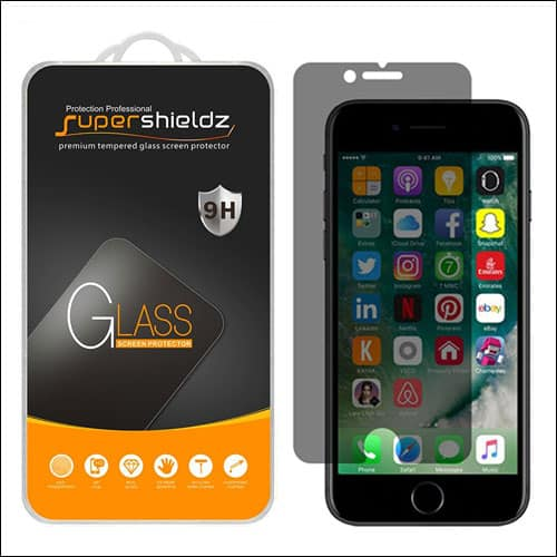 Supershieldz iPhone 7 Plus Privacy Screen Protector