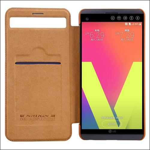 Tomplus LG V20 Wallet Case