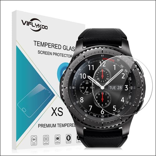 VIFLYKOO Samsung Gear S3 Screen Protector