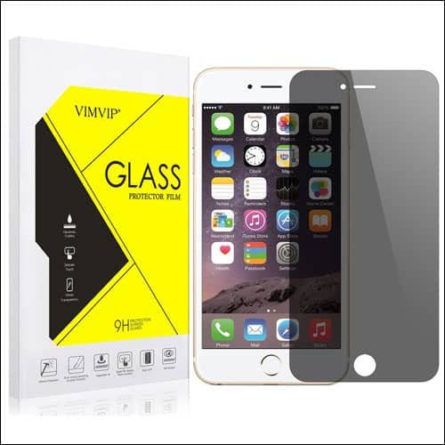 VIMVIP iPhone 7 Privarcy Screen Protector