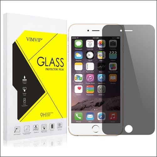 VIMVIP iPhone 7 Privarcy Screen Protector