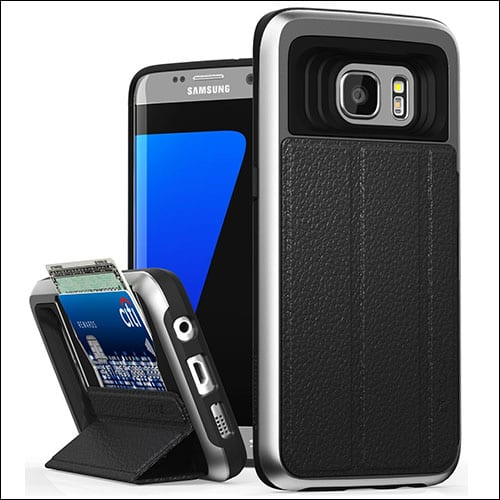 Vena Samsung Galaxy S7 Edge Wallet Cover