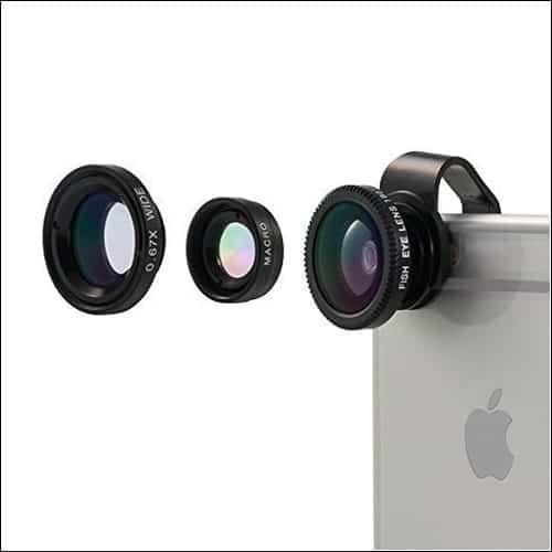 Vinsic iPhone Camera Lens