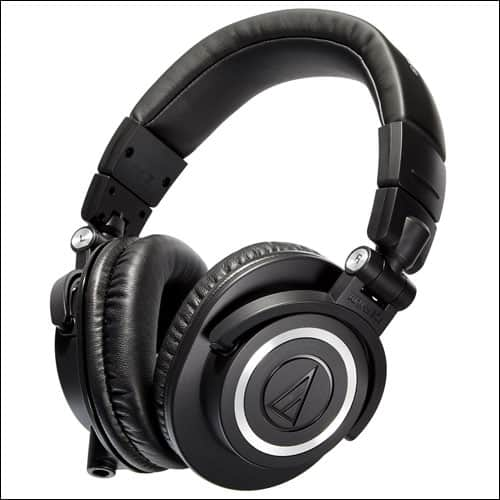 Audio-Technica Headphones for Virtual Reality