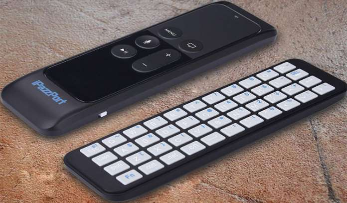 Best Bluetooth Keyboards for Apple TV