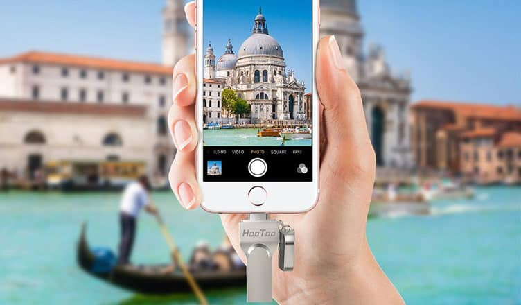 Best Flash Drives for iPhone and iPad