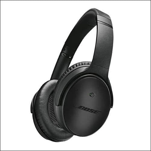 Bose Headphones for Virtual Reality