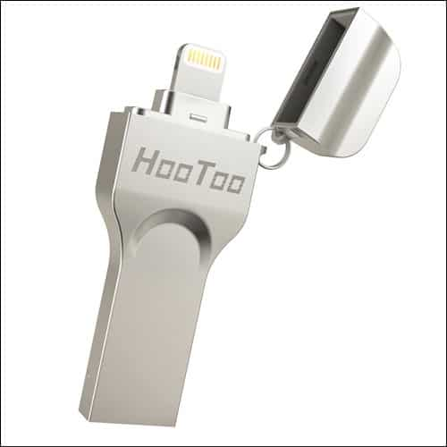 HooToo Flash Drives for iPhone and iPad