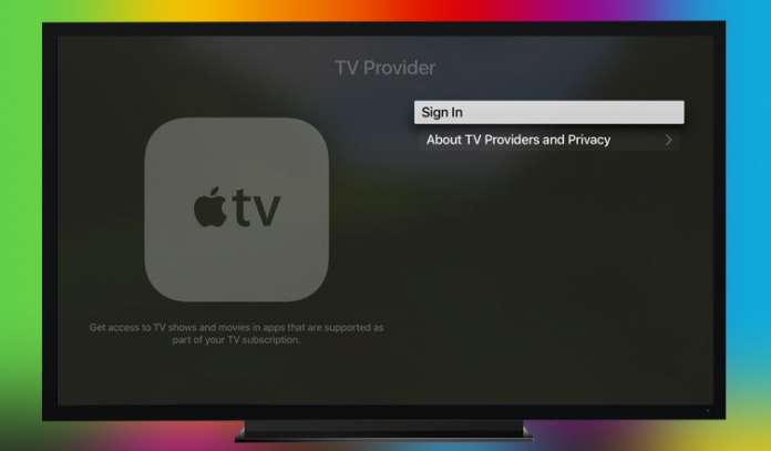 How to Enable Single Sign-On Apple TV in tvOS 10.1