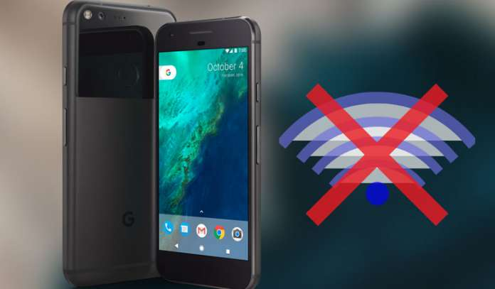 How to Fix Google Pixel and Pixel XL Wi-Fi Problems