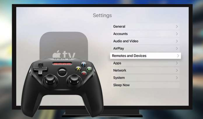 How to Pair and Use Apple TV Bluetooth Gaming Controller