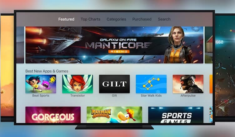 How to Share Apple TV Apps and Games with Friends and Colleagues