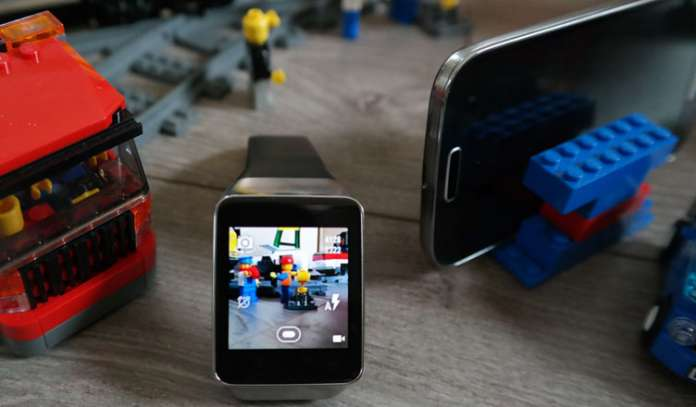 How to Use Android Wear Smartwatch as Camera Remote for Phone