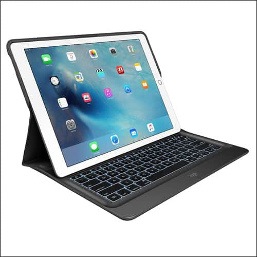 Logitech iPad Pro 12.9 Protective Keyboard Cases