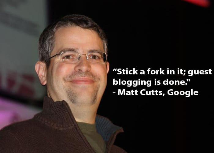 Matt Cutts, Google