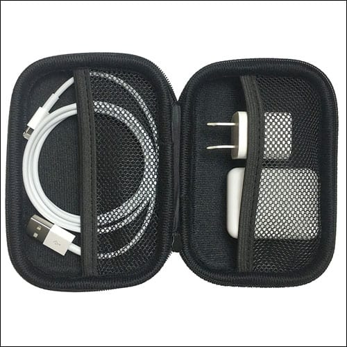 Mission Cables Apple Airpods Carrying Case