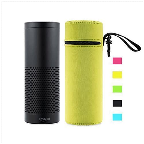 Octobermoon Amazon Echo Case