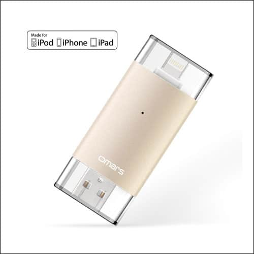 Omars Flash Drives for iPhone and iPad
