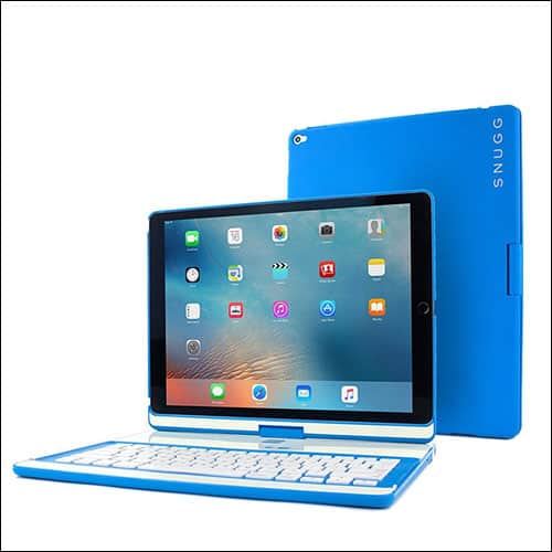 Snugg iPad Pro 12.9 Protective Keyboard Cases