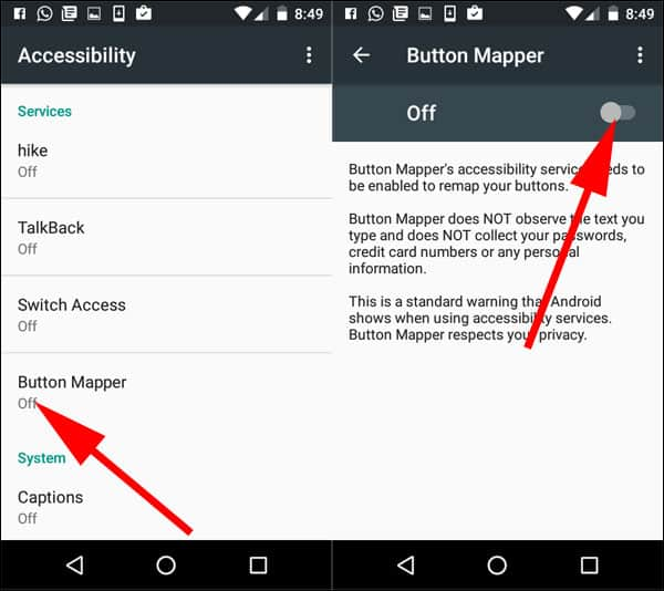 How to Turn Any Button into Shortcut Key on Android Smartphone