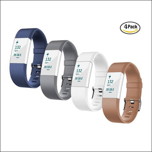 TreasureMax Fitbit Charge 2 Band