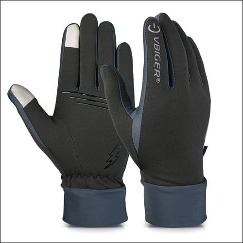 Vbiger Touchscreen Winter Gloves