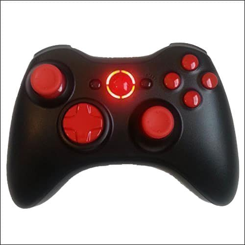 Xbox 360 Modded Rapid Fire Controller