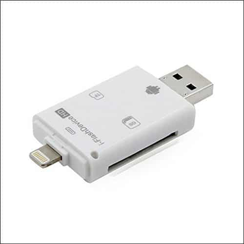 iMoreGro Flash Drives for iPhone and iPad