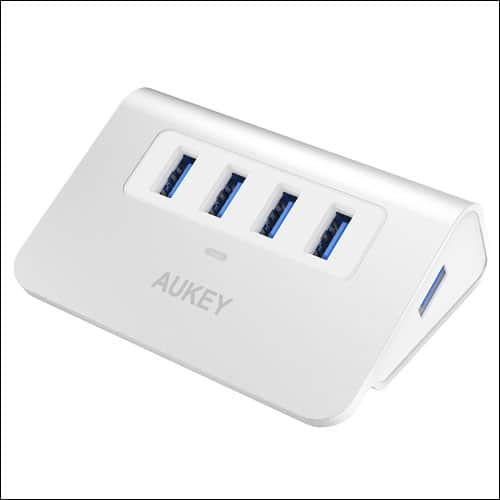 AUKEY USB C Hub for Mac